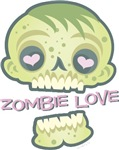 Zombie Love: Romantic Dead