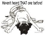 Mastiff Haven't Heard