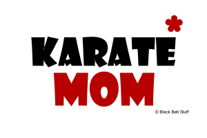 Karate Mom 1 (Cinnamon)