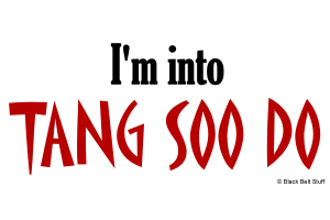 I'm Into Tang Soo Do