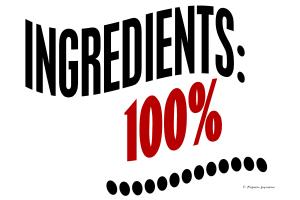 Ingredients:  100% ..........