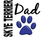 Skye Terrier Dad Shirts, Gifts, and Merchandise