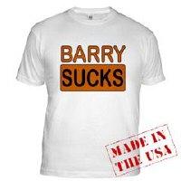 Barry Sucks Logo