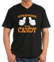 Stranger with Candy (orange)