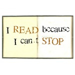 I READ because I can't STOP