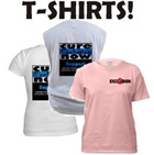 Cure Exclusion Now T-shirts