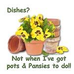 Pots & Pansies