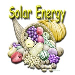 Solar Energy Grows My Food