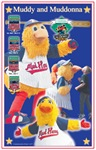 Mud Hens All-Star Commemorative Poster #1