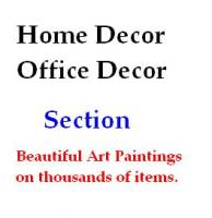 Home and Office Decor Section