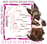 Hot Scots Wear Pink