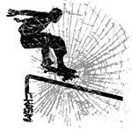 Chasm Skateboard Rail