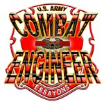U.S. Army Combat-Engineer Crest