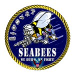 US NAVY Seabees Roped Rates