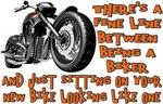 Biker Fine Line