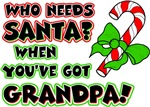 Santa? Grandpa!