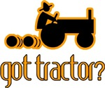 Got tractor?