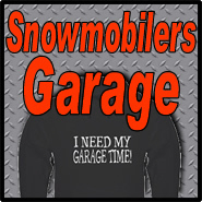 Snowmobiler's Garage Tees & More