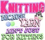 Knitting Kitten