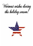 Warmest Wishes During The Holiday Season