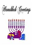 Hanukkah Greetings!