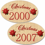 Christmas Stickers For Your Scrapbook