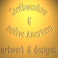 Western Southwestern and Native American Artwork