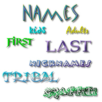 Names T-shirts and Gifts