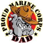 Proud Marine Dad