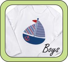 Boys Shirts & Onesies