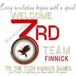 3rd Quarter Quell Team Finnick
