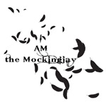 I Am the Mockingjay Feathers