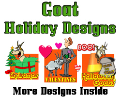 Holiday Goats