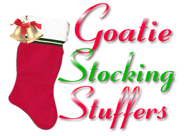 Goat Lovers Stocking Stuffers