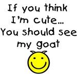 I'm Cute Goat