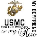 USMC My Boyfriend MY Hero