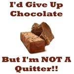 Give Up Chocolate?