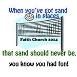 Faith Volleyball