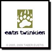 THIS BEAR EATS TWINKIES
