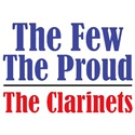 The Few. The Proud. The Clarinets.
