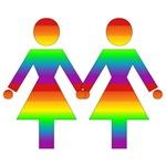 Rainbow Girls Lesbian Pride T-Shirts & Gifts