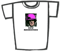 Funny Gay Recruiting T-Shirts & Gifts