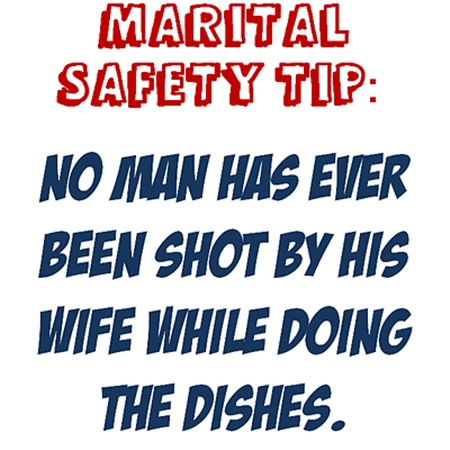 Marital Safety Tip