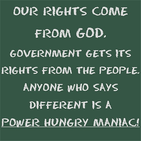 Power hungry manaic