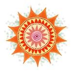 Flower Mandala 01