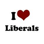 i heart liberals/ conservatives