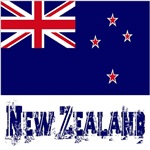 New Zealand Flag/Name