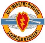 25th Infantry CIB