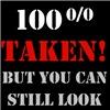 100 percent Taken