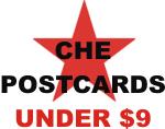 CHE POSTCARDS Under $9